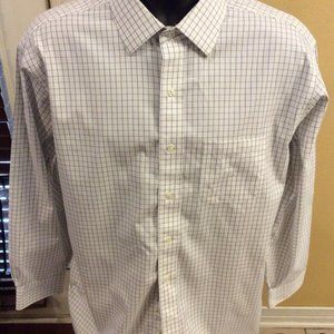 Brooks Brothers Madison Button Dress Shirt 17-33